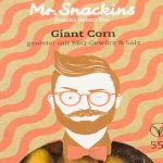 Mr. Snackins Giant Corn